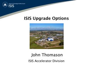 ISIS Upgrade Options