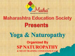 Yoga & Naturopathy