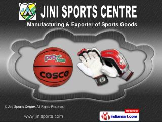 COSCO Sports, COSCO Badminton & COSCO Cricket
