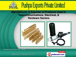 PXPL Cable Glands & CW Cable Glands