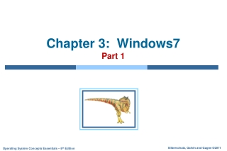 Windows Server 2008 Kernel Architecture