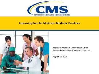 Using incentives to improve quality in Medicare
