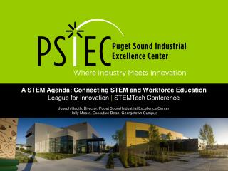 A STEM Agenda: Connecting STEM and Workforce Education