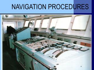 NAVIGATION PROCEDURES