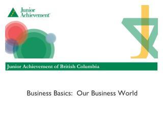 Junior Achievement of British Columbia