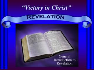 """Victory in Christ"""