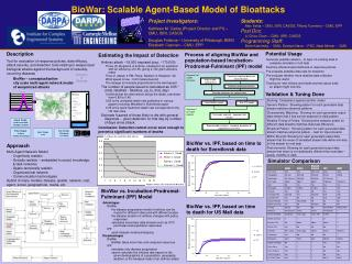 BioWar: Scalable Agent-Based Model of Bioattacks