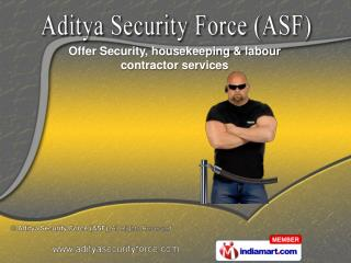 Gunman Security Services &  Body Guards