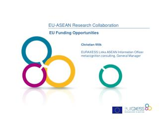 EU-ASEAN Research Collaboration