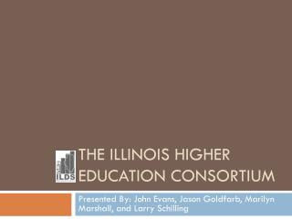 The Illinois Higher Education Consortium
