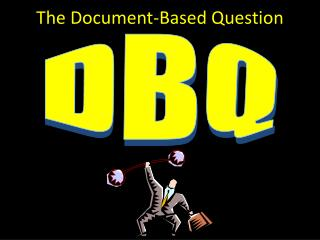 The Document-Based Question