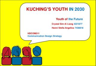 KUCHING ' S YOUTH IN 2030
