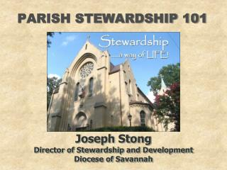 PARISH STEWARDSHIP 101