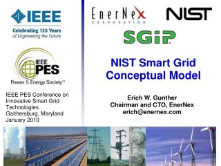 NIST  Smart  Grid  Conceptual Model
