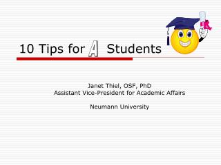 10 Tips for     Students