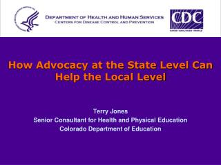 How Advocacy at the State Level Can Help the Local Level