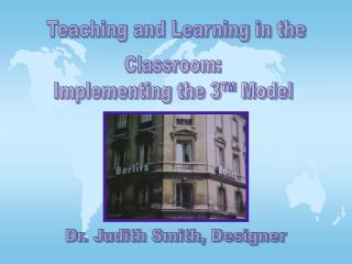 Teaching and Learning in the