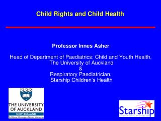 Child Rights and Child Health