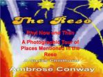 Rhyl Now and Then A Photographic Tour of Places Mentioned in the Reso