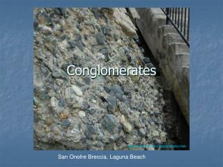 Conglomerates