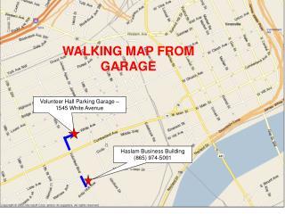 Volunteer Hall Parking Garage – 1545 White Avenue