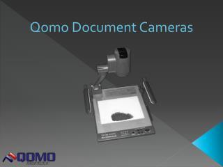 Qomo Document Cameras