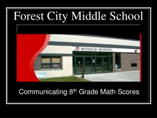 Forest City Middle School
