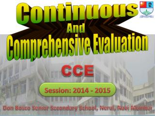 Comprehensive Evaluation