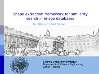 Shape extraction framework for similarity search in image databases
