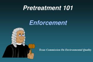 Pretreatment 101 Enforcement