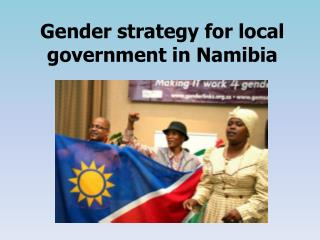 Gender strategy for local government in Namibia