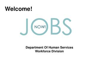 Department Of Human Services Workforce Division
