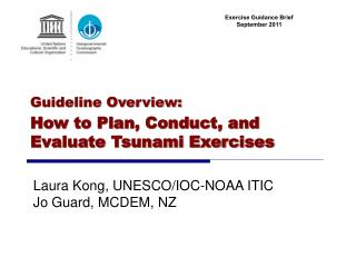 Guideline Overview: