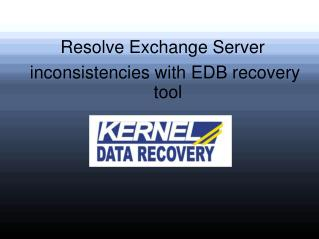 Perform flawless Exchange Server Recovery