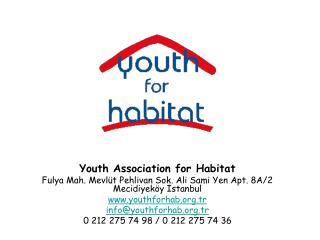 Youth Association for Habitat