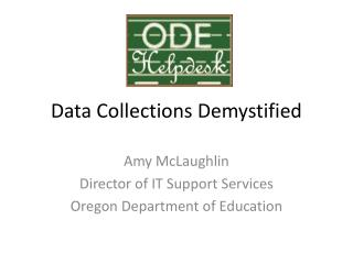 Data Collections Demystified