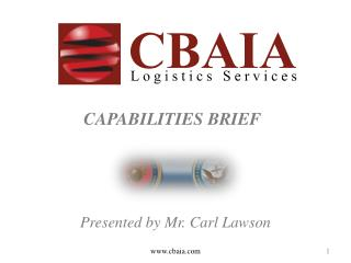 CAPABILITIES BRIEF