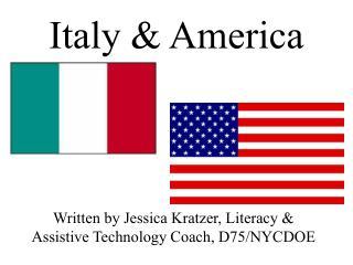 Italy & America