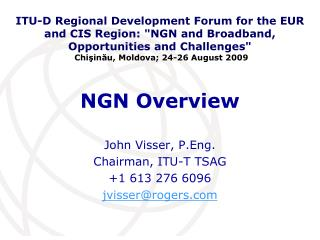 NGN Overview