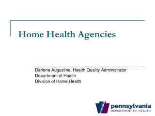 Home  Health Agencies
