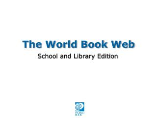 The World Book Web