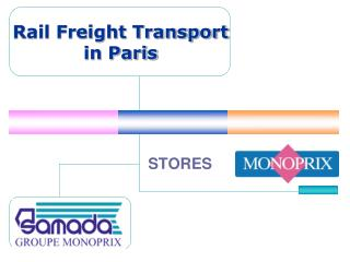 Rail Freight Transport in Paris