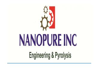 NANOPURE INC Engineering and  Pyrolysis Consultant & Manufacturers