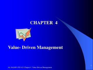 CHAPTER  4 Value- Driven Management
