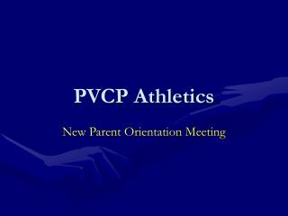 PVCP Athletics