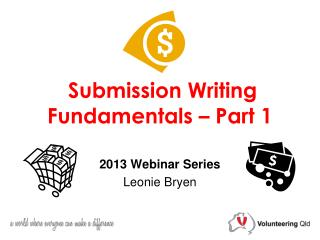Submission Writing Fundamentals – Part 1