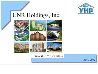 UNR Holdings, Inc.