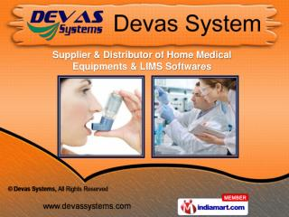 Medical Oxygen Equipment   & Respiratory Equipment
