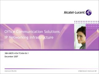 Office Communication Solutions IP Networking Infrastructure