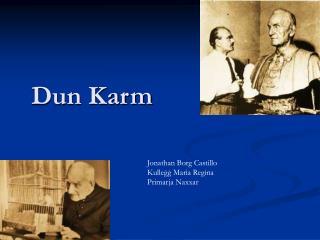 Dun Karm